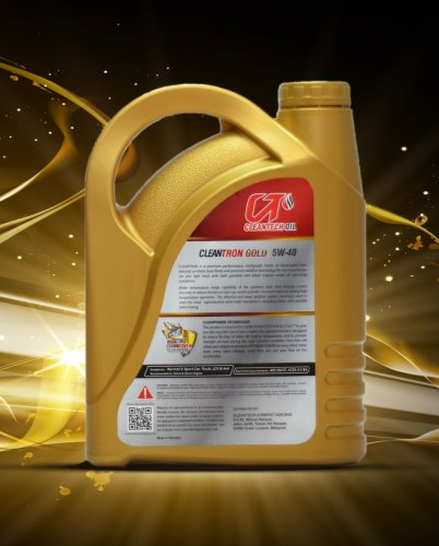 CLEANTRON GOLD 5W-40