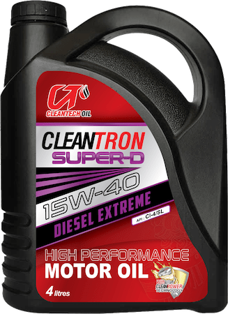 CLEANTRON SUPER-D
