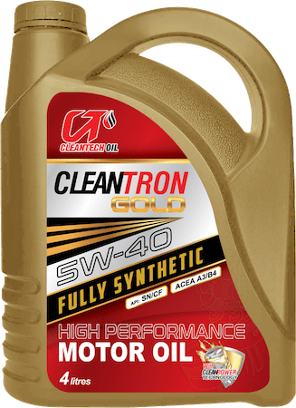 CLEANTRON GOLD