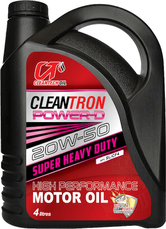 CLEANTRON POWER-D